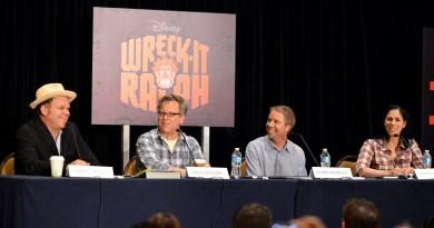 Disney At Comic Con
