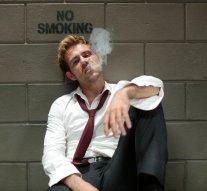"CONSTANTINE -- ""The Rage of Caliban"" Episode 102 -- Pictured: Matt Ryan as John Constantine -- Photo by: (Daniel McFadden/NBC)"