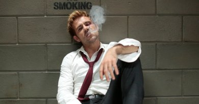 "CONSTANTINE -- ""The Rage of Caliban"" Episode 102 -- Pictured: Matt Ryan as John Constantine -- Photo by: (Daniel McFadden/NBC)"