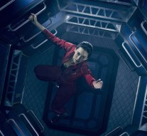 THE EXPANSE -- Season:1 -- Pictured: Florence Faivre as Juliette Andromeda Mao -- (Photo by: Jason Bell/Syfy)