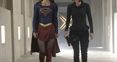 """Blood Bonds"" -- With Astra in captivity at the DEO, her husband, Non (Chris Vance), captures Hank, leading to a tense standoff between the two sides. Also, Kara continues to refute Cat's allegations that she is Supergirl, on SUPERGIRL, Monday, Jan. 4 (8:00-9:00 PM) on the CBS Television Network. Pictured left to right: Melissa Benoist and Chyler Leigh Photo: Darren Michaels/Warner Bros. Entertainment Inc. © 2015 WBEI. All rights reserved"