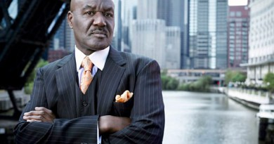 The Chicago Code -  Delroy Lindo as Alderman Ronin Gibbons Photo by: Justin Stephens/FOX