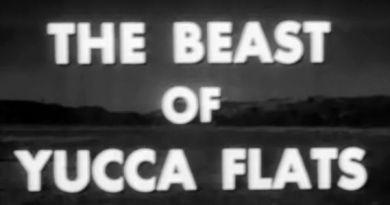 beast of yucca flats title screen