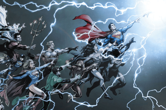Geoff Johns Puts His Money Where His Mouth Is on REBIRTH