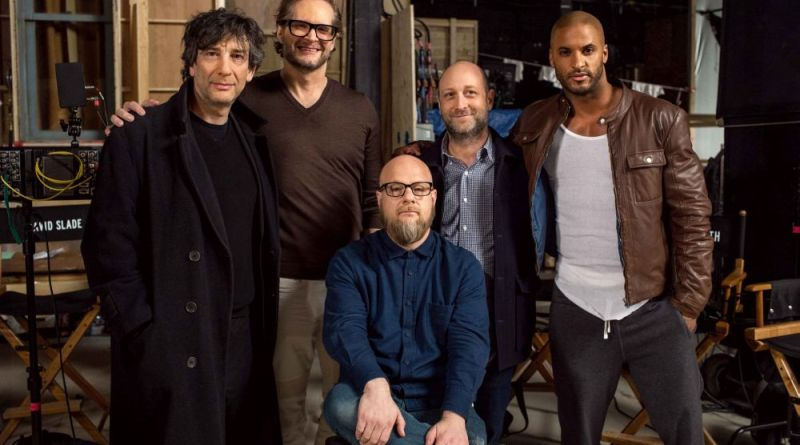 AMERICAN GODS: Coming to a TV Near You