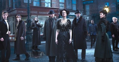 Penny Dreadful Season 2 image, courtesy Showtime