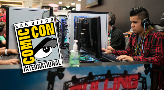SDCC 2016: The Video Game Report