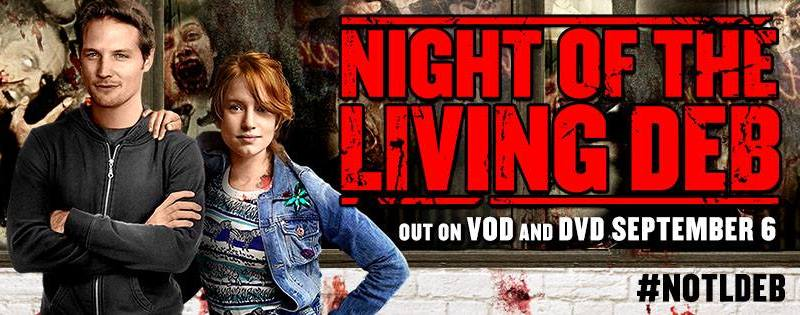 NIGHT OF THE LIVING DEB Joins Zom-Rom-Com Crowd