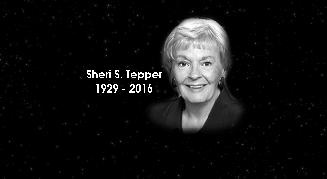 Author Sheri S. Tepper, Dead at 87