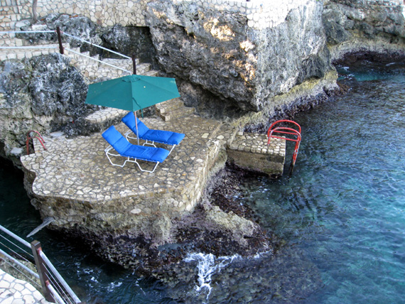 Rockhouse Hotel Jamaica Patio