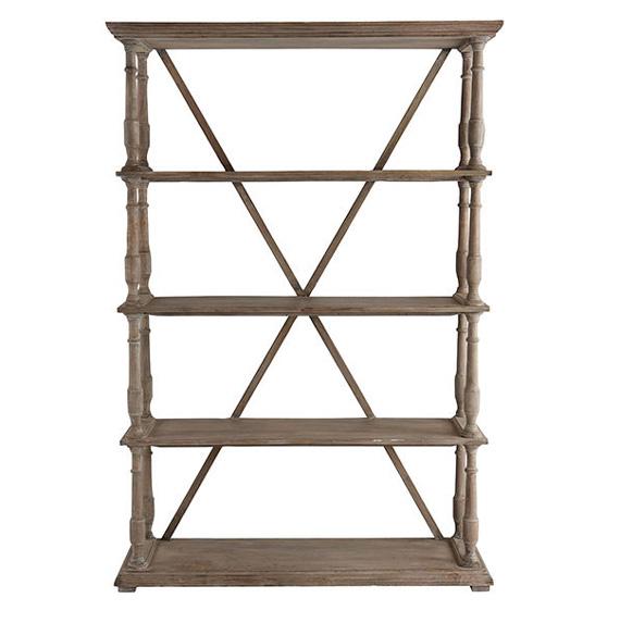 contemporary bookshelf from wisteria