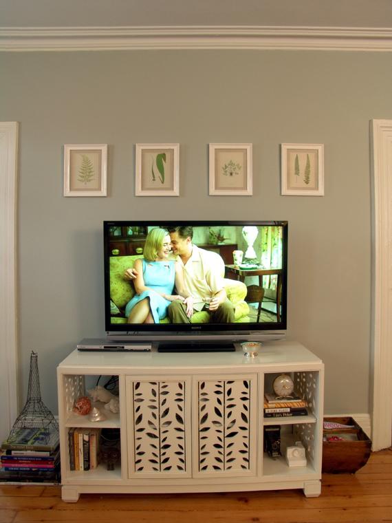 Living Room Decorating Tv