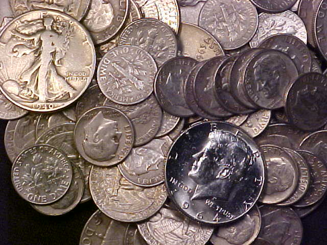 Contest giveaway: FREE SILVER COINS