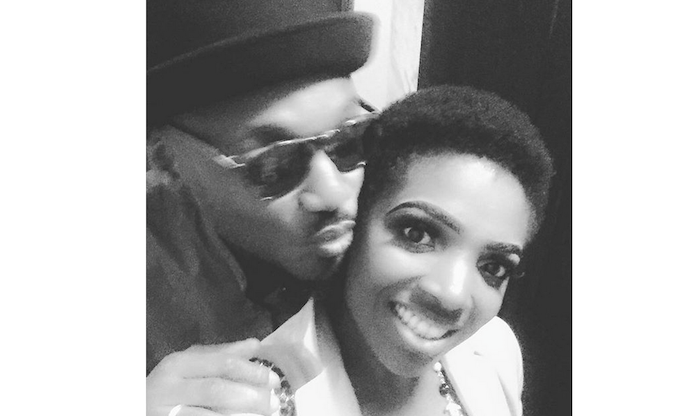 See what Annie Idibia did for 2face on his birthday… (+Photos)