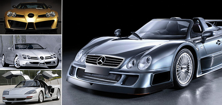 The top 10 most expensive mercedes benz cars and their for The most expensive mercedes benz