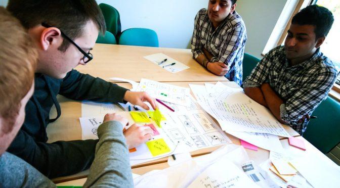 Ewan-McIntosh-Corporate-Training-Knowledge-Management-KCS-Design-Thinking-Session-Business-Education