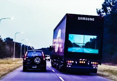 See-Through Trucks? Samsung Says 'Yes!'