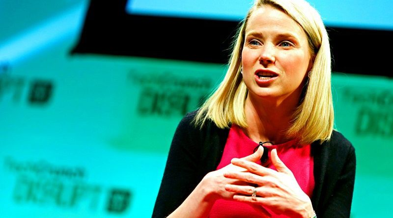 Marissa Mayer: Changing Tech, by Focusing on What's Right