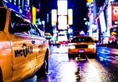 Visiting NYC on a budget? Try the Taxi Hotel!