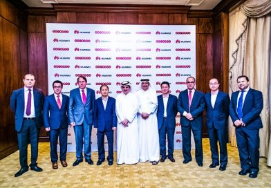 Huawei and Ooredoo Extend Partnership