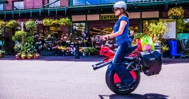 Ryno: The Coolest Unicycle Around