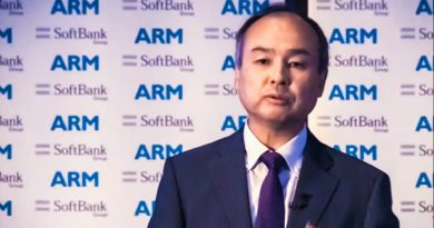 SoftBank Buying UK Chip Maker ARM for $32B