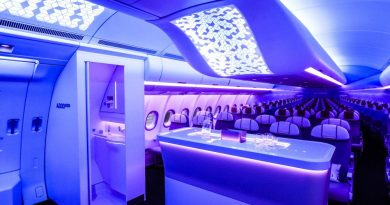 Dazzling Interior Design of the Airbus A330neo [Video]