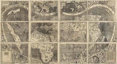 Martin Waldseemuller Map