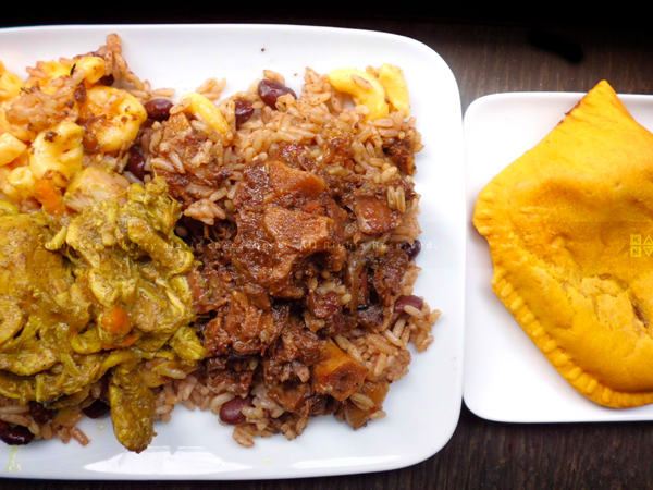 Food Truck Heaven in New York City: Taste of the Caribbean