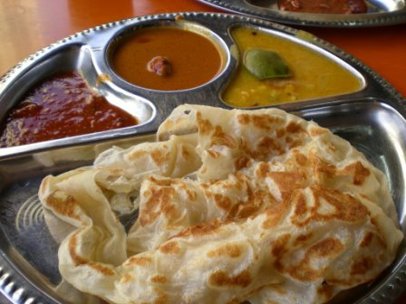 Roti canai - Photo by ForeignFeasts
