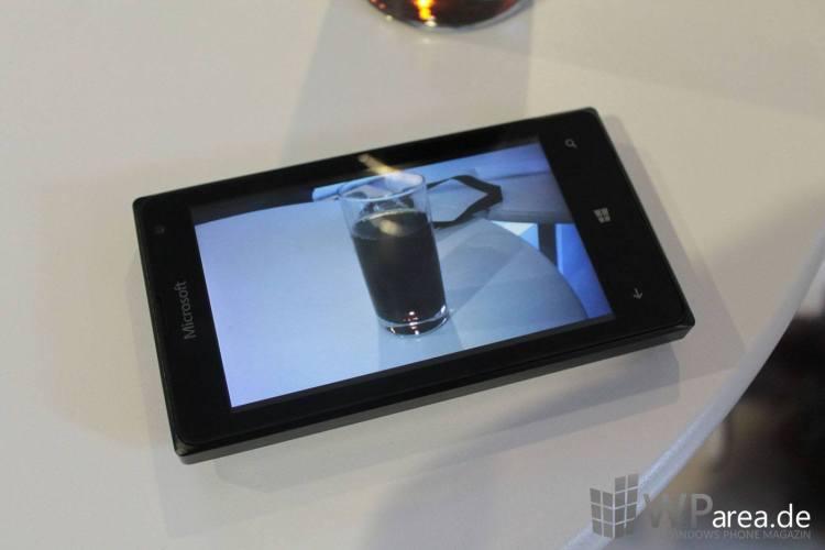 Lumia 435 Hands On WParea.de