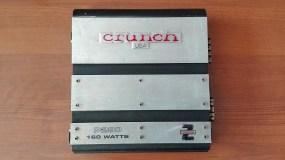Авто усилвател Crunch P280