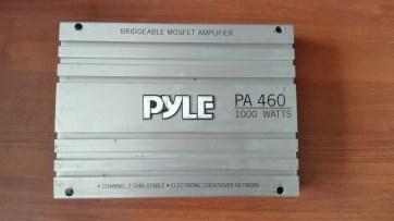 Авто усилвател Pyle PA 460