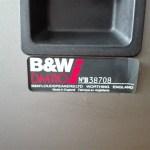 Тонколони B&W DM110