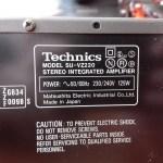 Technics SU-VZ220