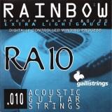 Струни за акустична китара Galli Rainbow RA10