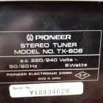 Тунер Pioneer TX-606