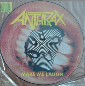 Грамофонна плоча Anhtrax - Make me laugh