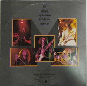 Грамофонна плоча  Deep Purple – Made In Europe