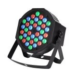 Лед Пар 36x3W mini flat par light