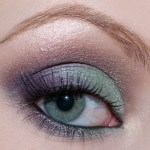 violet Eyes Of The Day aqua