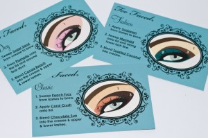 Too Faced Summer Eye Too Faced swatches review