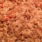 Mark's Quick Beef Spanish Rice