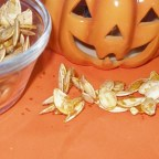 Sweet Spicy Pumpkin Seeds