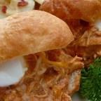 Chicken Verde Sandwiches