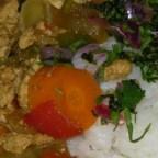 Ground Chicken Stew