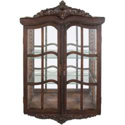 Small Crop Of Wall Curio Cabinet