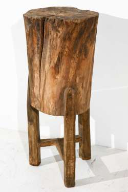 Small Of Tree Stump Table