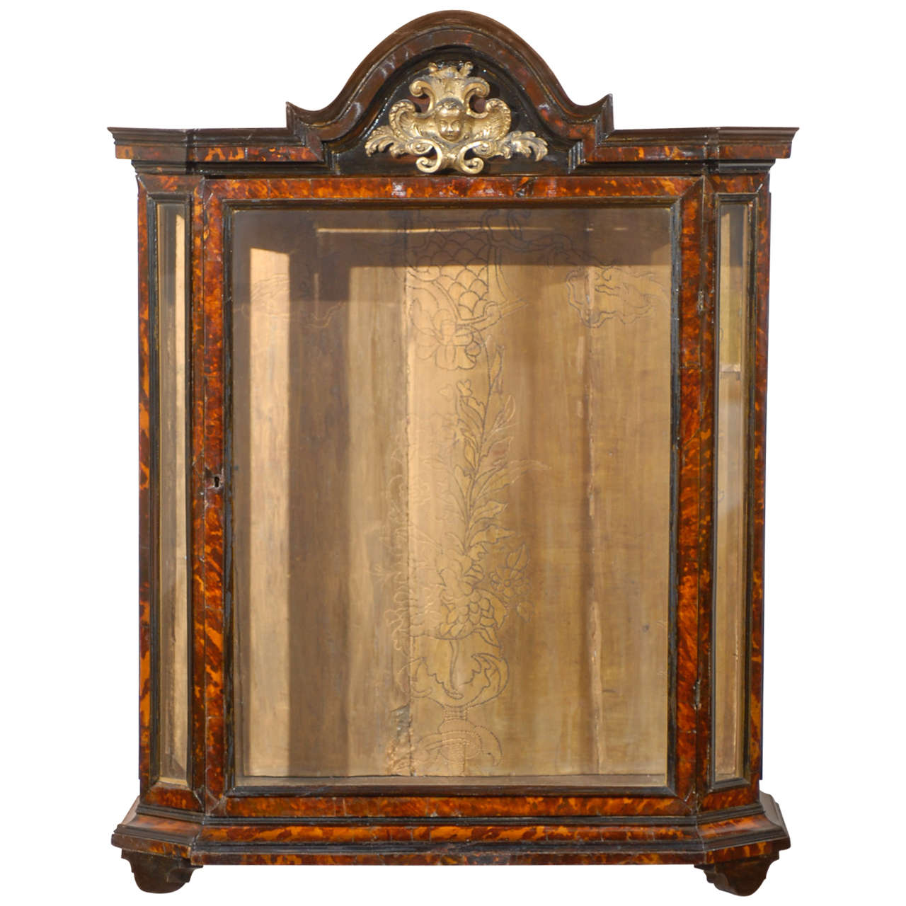 Fullsize Of Glass Curio Cabinet
