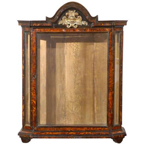 Medium Of Glass Curio Cabinet